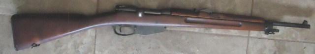 Dutch M95 carbine (Type 2 New Model)