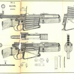 Savage Model 110 Parts Diagram Server Power Supply Wiring Mauser Cutaway Radio