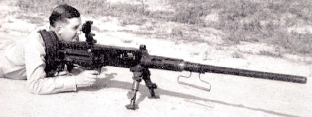 M2 Anti-Mechanization Weapon
