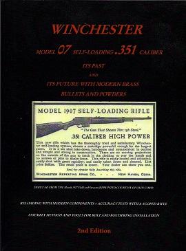 Winchester 1907 by Leonard Speckin