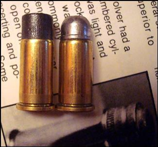 .38 S&W LRN and wadcutter loads