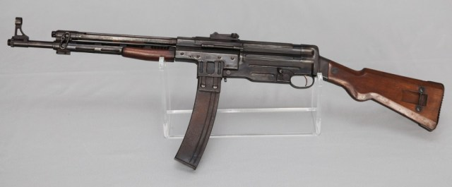 Fusil Asalto CB-51, in 7.92x33mm
