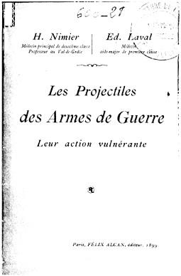 Projectiles des Armes de Guerre - French 1899.pdf