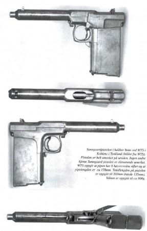 8mm Sunngard pistol