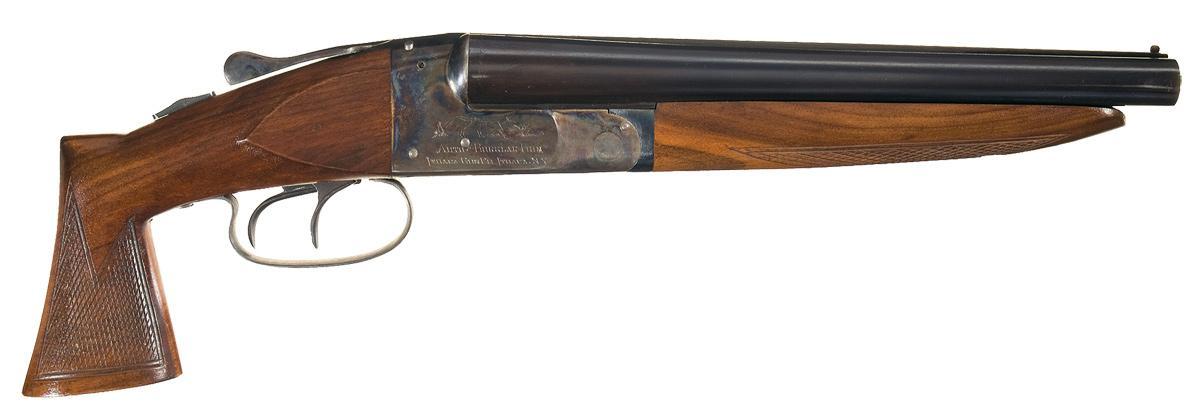 Ithaca Auto & Burglar – 12ga – Forgotten Weapons