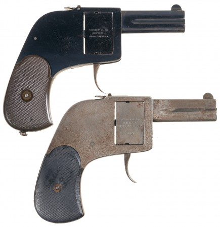 Sauer Bär pistols