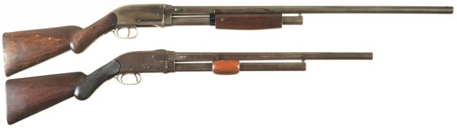 Spencer-Bannerman shotguns