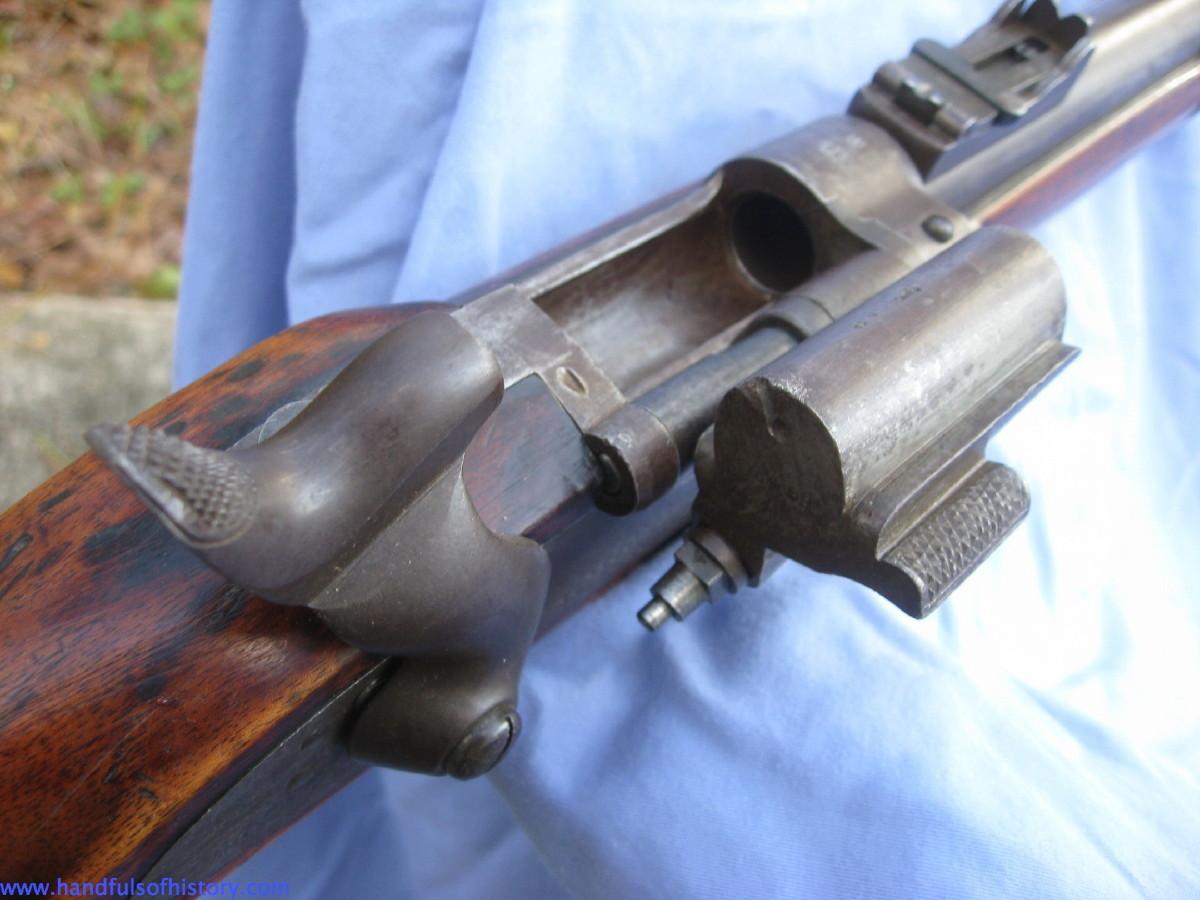 Needham Musket Conversion – Forgotten Weapons