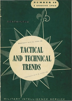 Tactical and Technical Trends #49 - August 1944