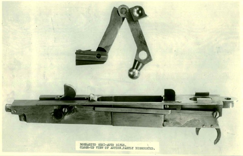 Bommarito rifle toggle
