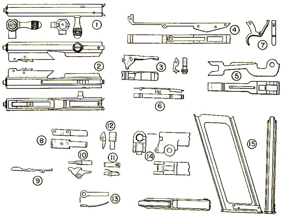 Mannlicher 1885 Semiauto Rifle – Forgotten Weapons