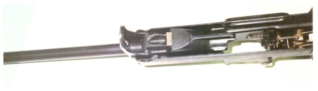 Horn rifle piston and FCG