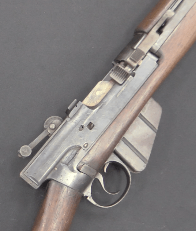 Turner Semiauto SMLE Conversion (Video) – Forgotten Weapons