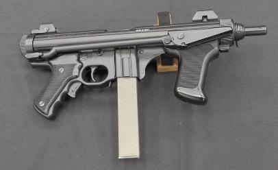 The Beretta Pm 12s Submachine Gun Forgotten Weapons