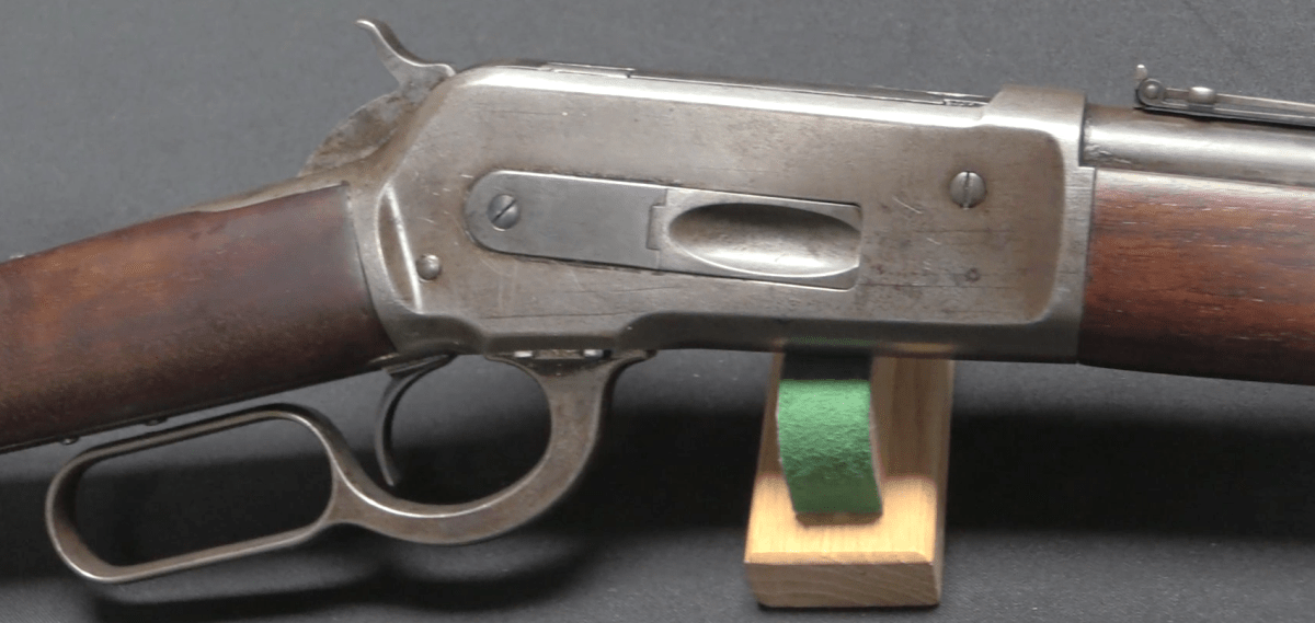 Winchester Lever Action Development: Model 1886 – Forgotten Weapons