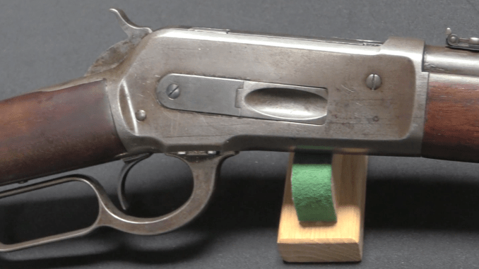 Lever Action Rifles – Forgotten Weapons