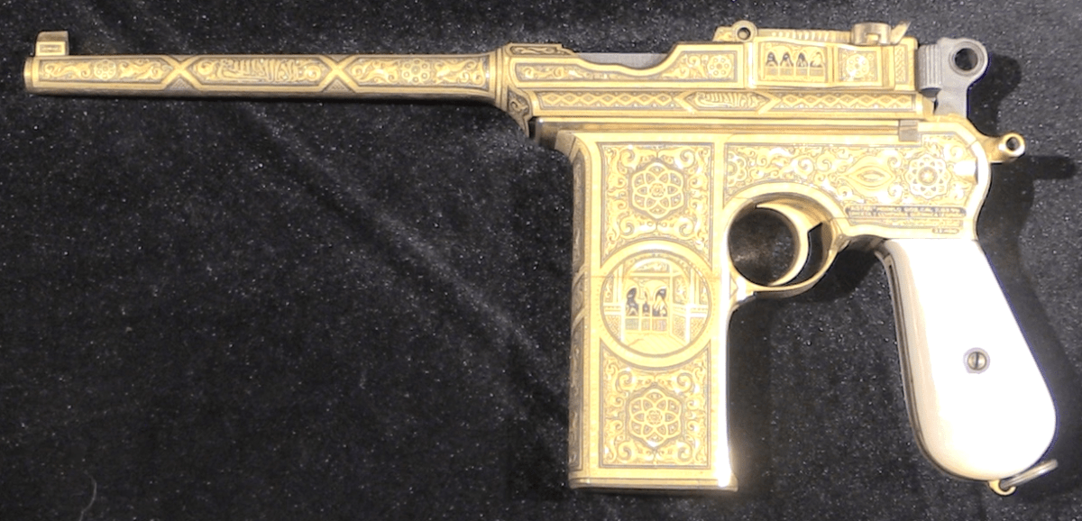 Special Presentation What is Gold Damascene – Forgotten Weapons