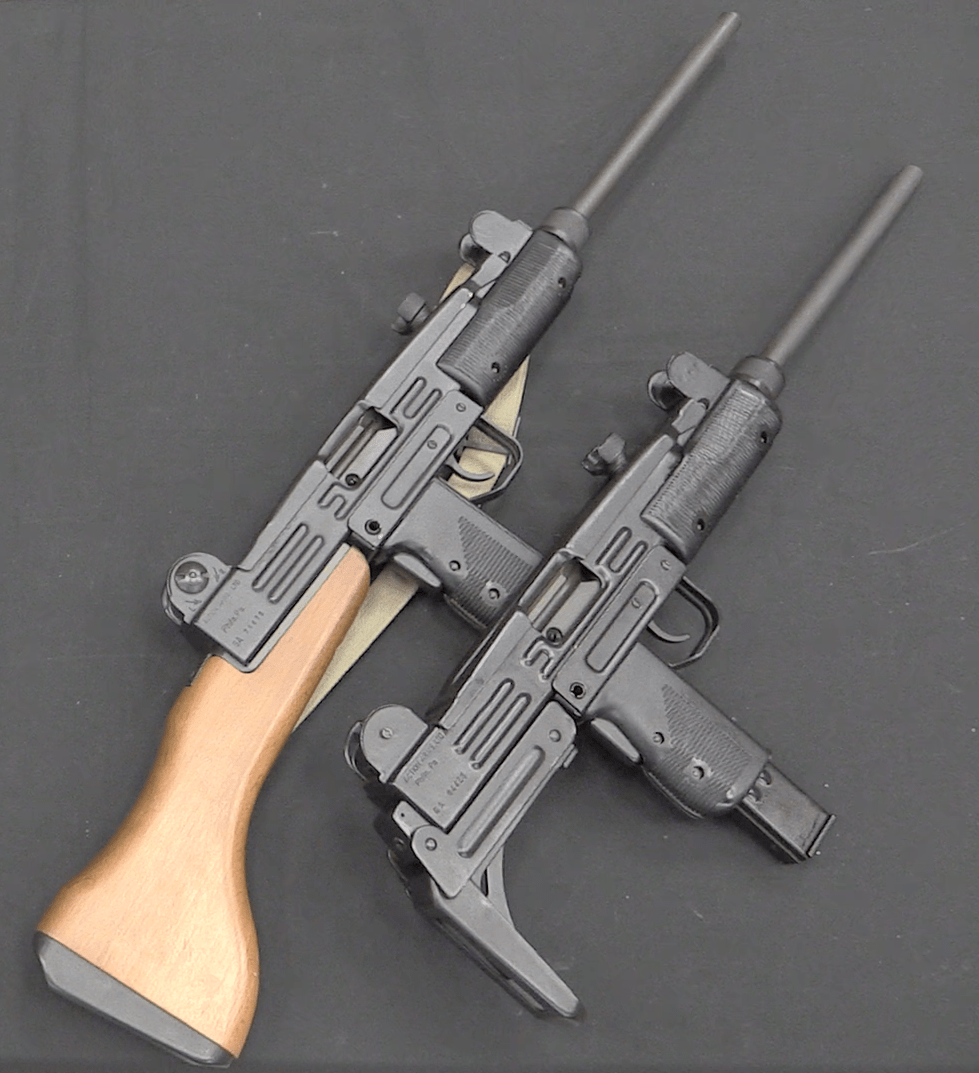 Action Arms Semiauto Uzi Carbines (Model A and Model B