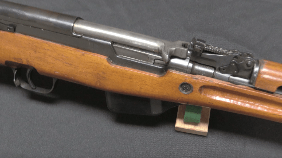 The Albanian SKS: A Few Different Details – Forgotten Weapons