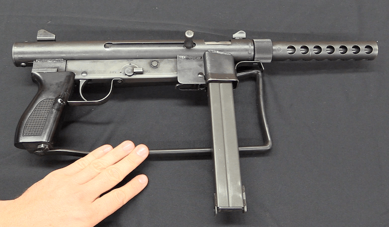Smith & Wesson 76: American's Vietnam 9mm SMG – Forgotten Weapons