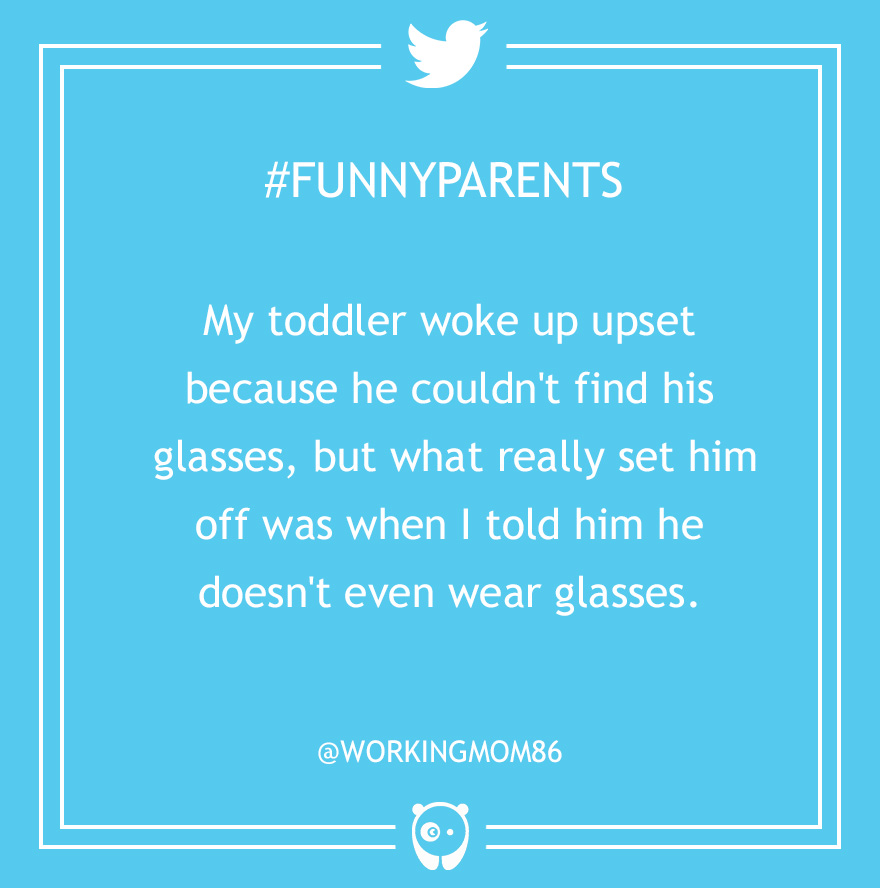 Top 20 Hilarious Parenting Tweets That Every Parent Can