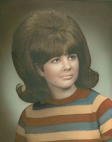 The Evolution Of The Hottest Hairdo Of The 1960s The Beehive