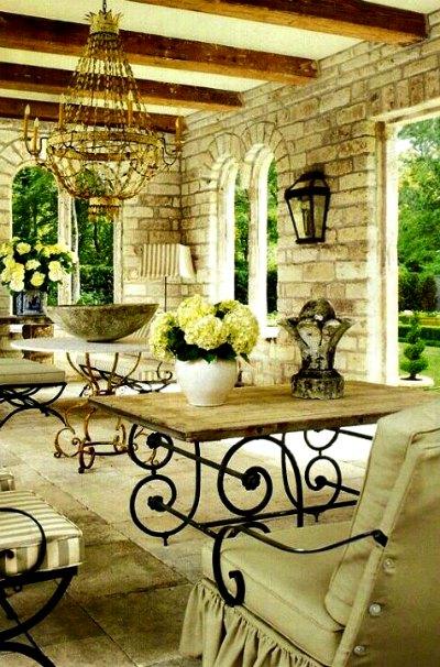 Lmparas de forja para patios rsticos Forja Hispalense Blog