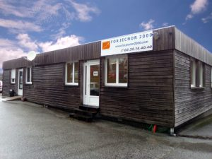 Forjecnor - Site-Dieppe - Vue extérieure