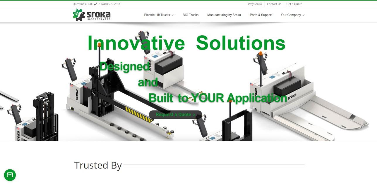 hight resolution of sroka incorporated