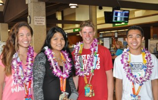 Kaua`i youth on KIUC Electric Cooperative Tour