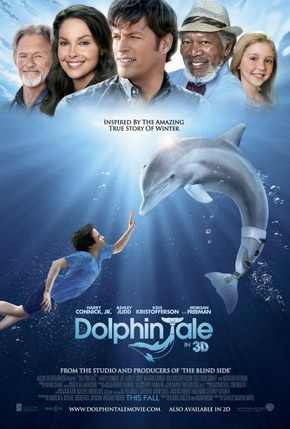 """""""Dolphin Tale"""" Poster"""