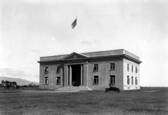 Kaua`i County Building