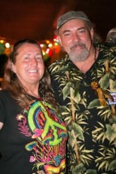 Pam and Kevin Rogers