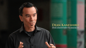 'Rise of the Wahine' director and producer Dean Kaneshiro.