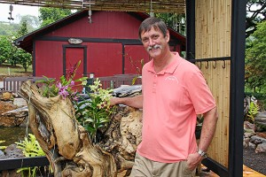 National Tropical Botanical Garden CEO Chipper Wichman
