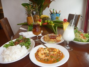Order your meal family style and share the entrees for a full experience of Brazilian food.
