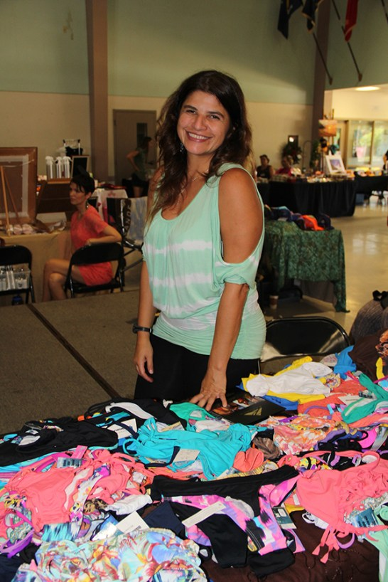 Adriadne da Silva, owner of Gypset in Po'ipu.
