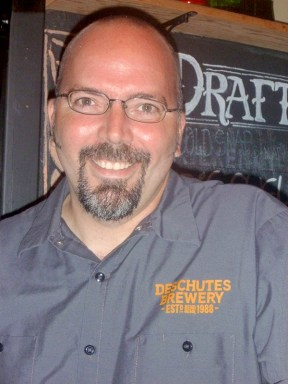 Dave Powers, picture here, and Scott Kessinger opened The Feral Pig in August 2011.