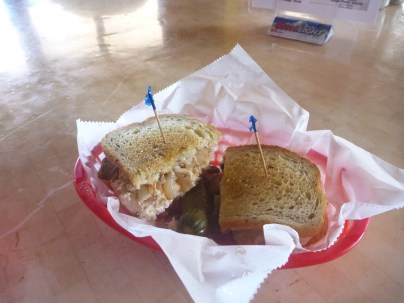 The Tuna Melt, for those who like it simple and tasty.