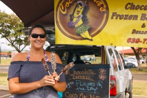 Kauaʻi Community College Sunshine Market. Courtesy of kauaigrown.org