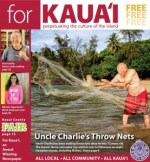 For Kauai August 2016 cover