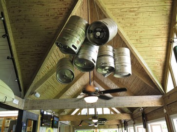 Yes, those are kegs!