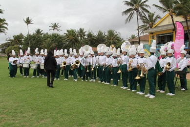Kapa'a High School Band