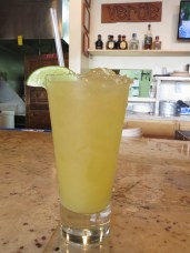 You owe it to yourself to try this margarita. They fresh-squeeze all the citrus to make the juice mix. Gone are the sugary mixes that feed a hangover. Welcome freshness and another margarita for only $5.