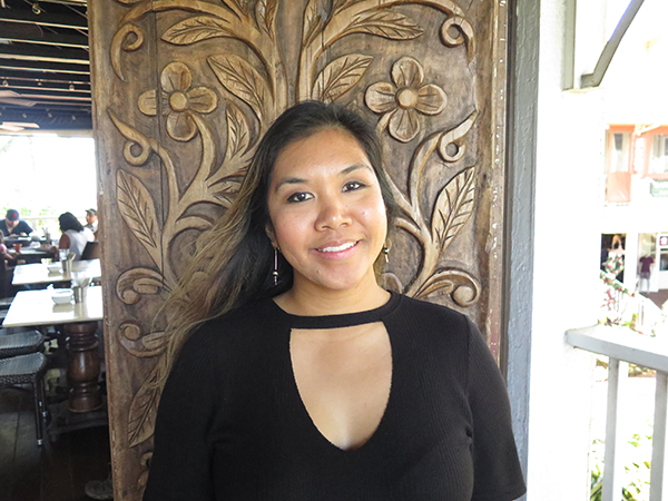 Tricia Ruiz, together with her husband, Mark, and cousin Rodney Baptiste, has created an innovative island fusion restaurant that relies heavily on their Filipino backgrounds.