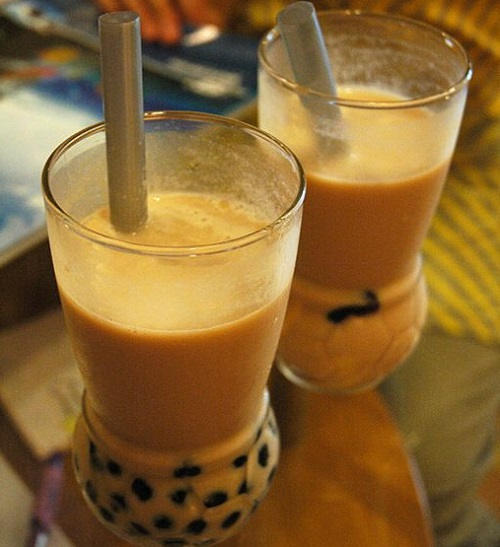 Bubble Tea: the Taiwanese national drink
