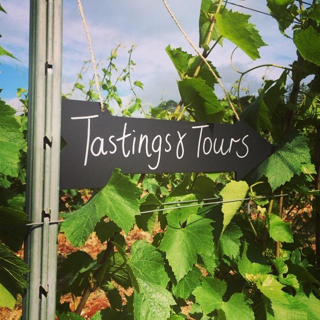 British wines to note: Greyfriars Vineyard, locally in Surrey!