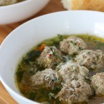 30-minute Meatball Soup