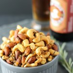 Roasted Rosemary Nuts