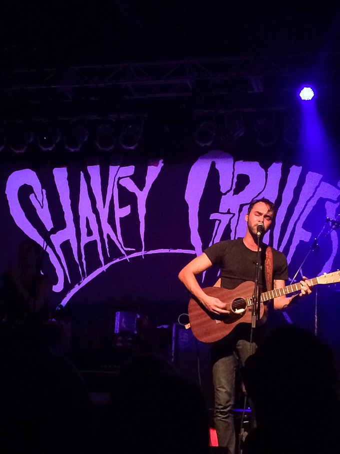 Shakey Graves - Asheville